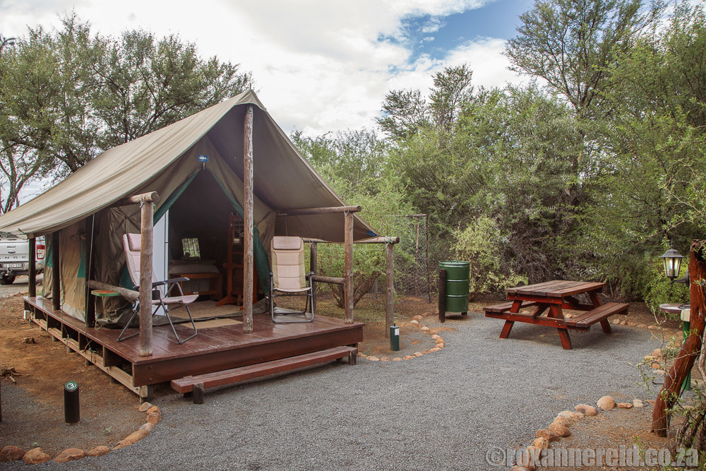 Lakeview Tented Camp, Camdeboo accommodation