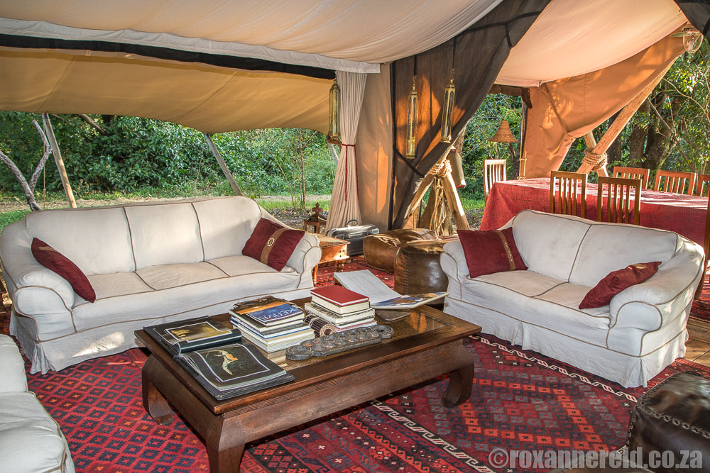 Mara Expedition Camp's safari style, Maasai Mara, Kenya