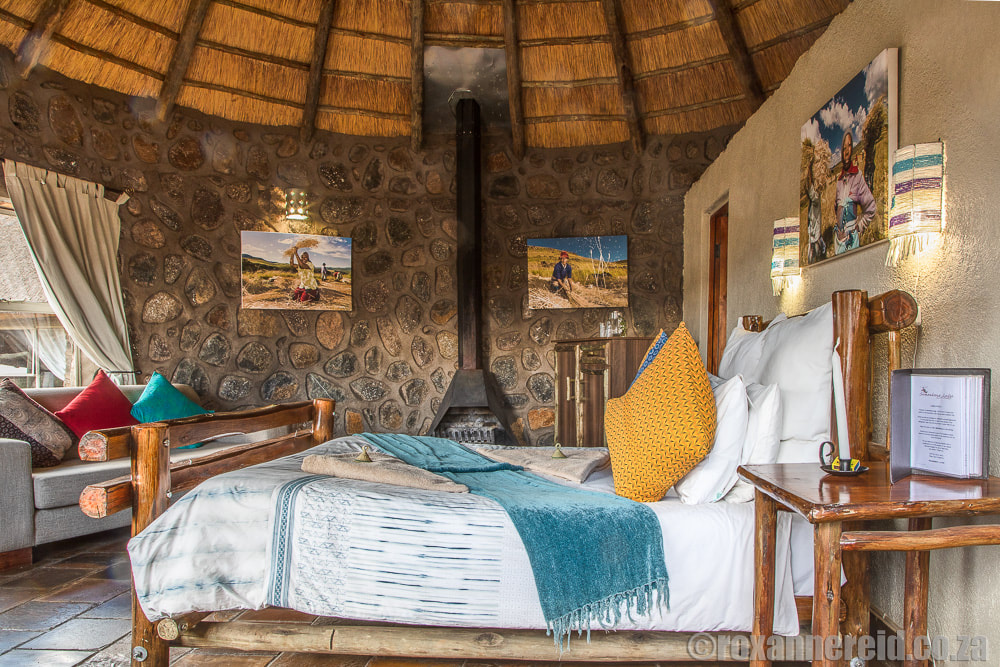 Lesotho accommodation: Semonkong Lodge