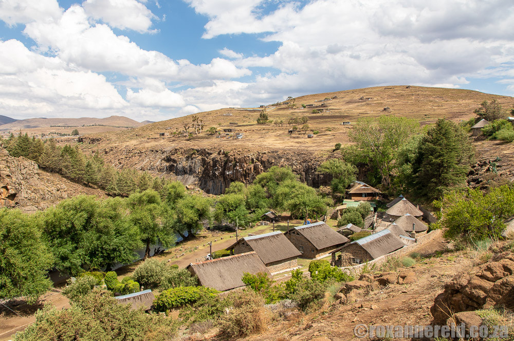 Lodges in Lesotho: Semonkong Lodge