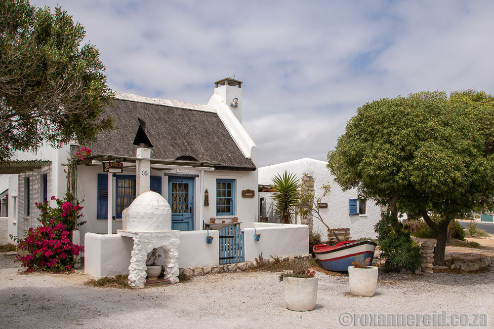 Paternoster accommodation: Azzuro self-catering