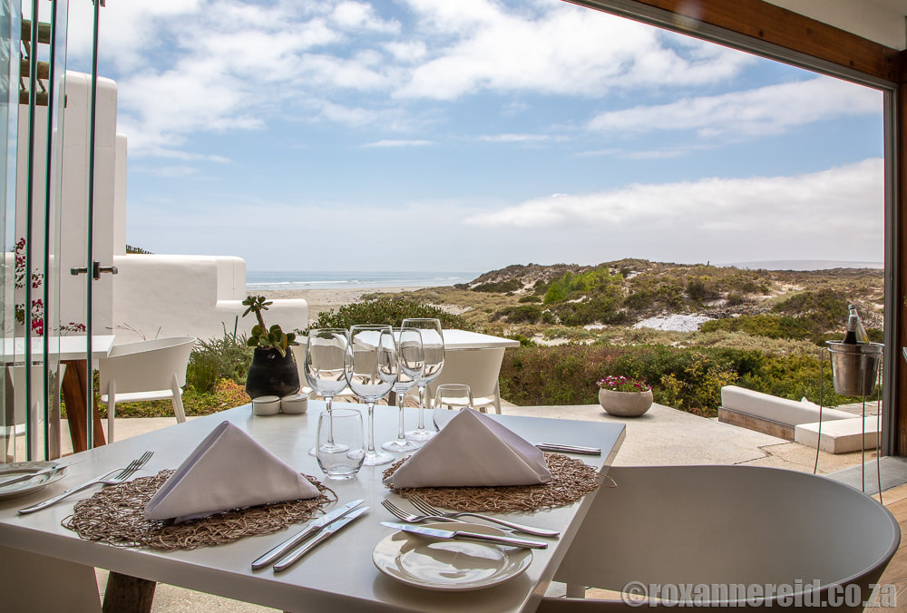 Stay in Paternoster and enjoy the Paternoster restaurants