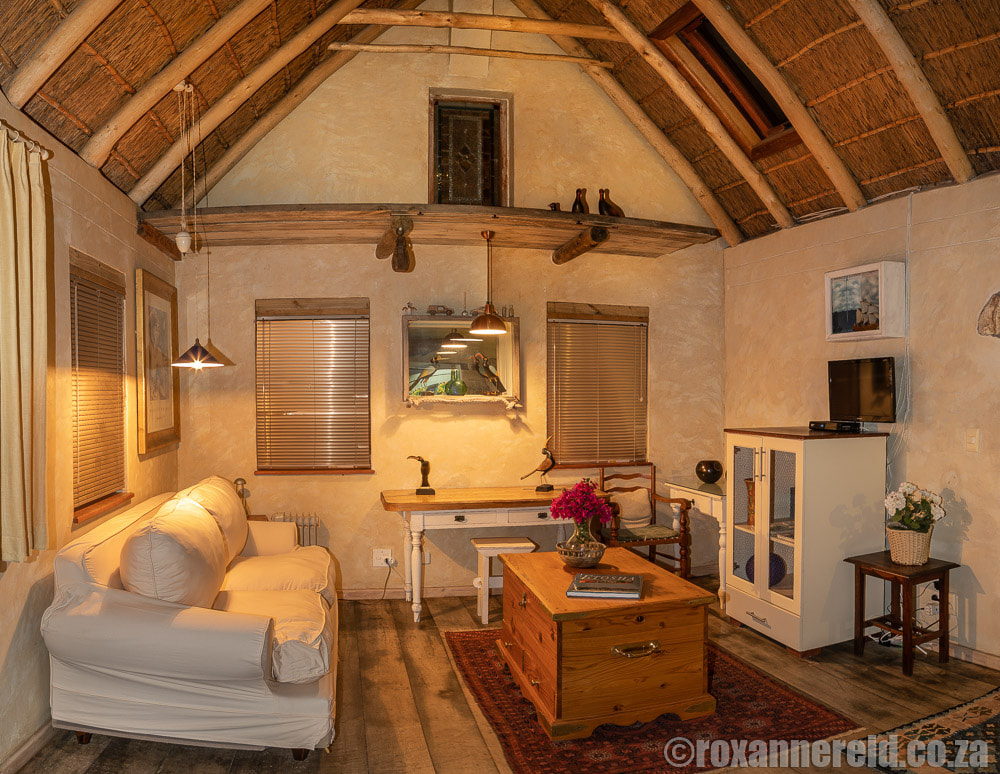 Azzuro self-catering: Paternoster South Africa