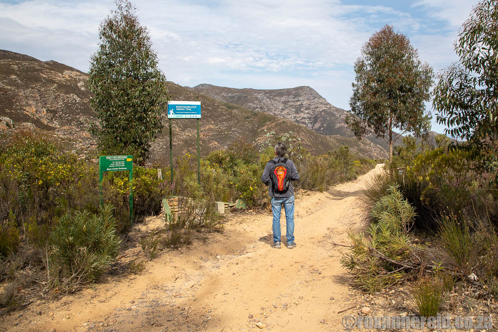 Boesmanskloof Hiking Trail between McGregor and Greyton