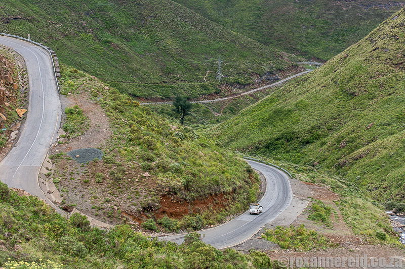 Things to do in Lesotho: drive the passes