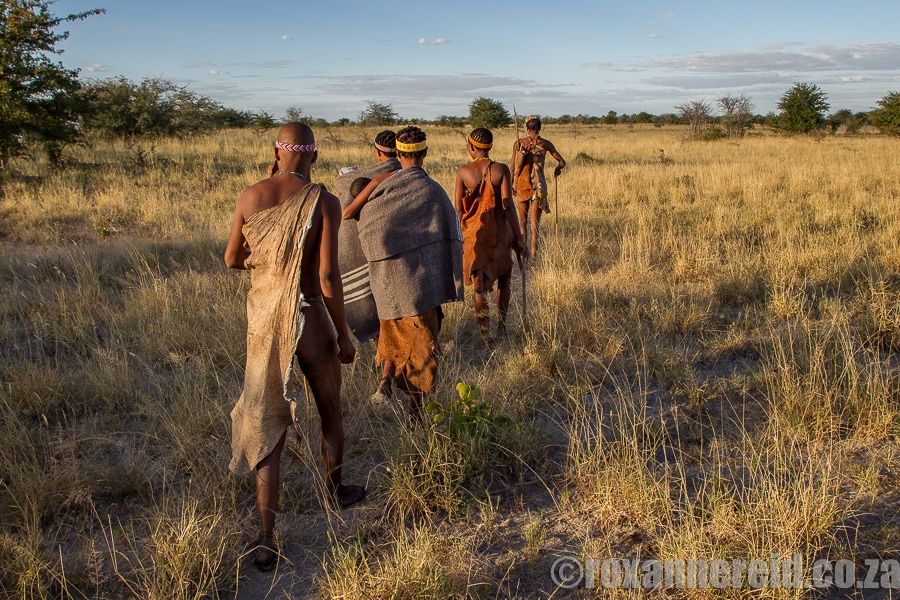 Walk with the Bushmen, Botswana