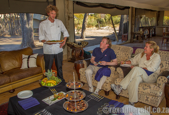 Duba Expedition Camp, Okavango, Botswana