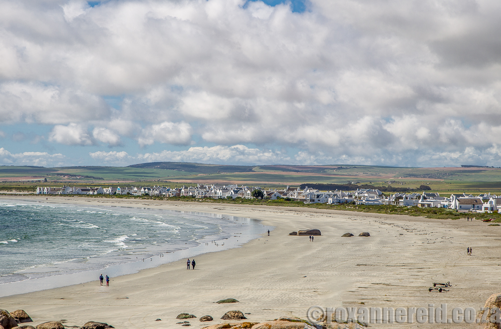 Beach at Paternoster, West Coast