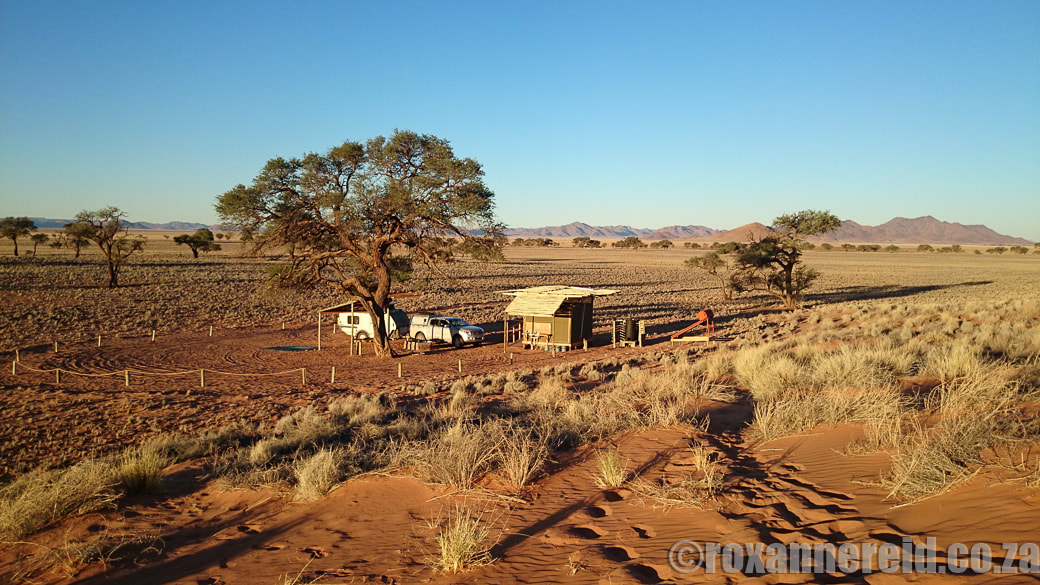 Orion Campsite at the Family Hideout, NamibRand Nature Reserve, Namibia