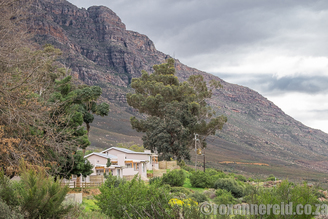 CapeNature's cottages at Algeria, Cederberg