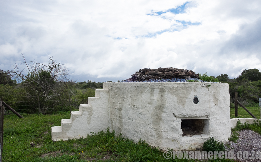 Lime kiln, Yzerfontein, West Coast