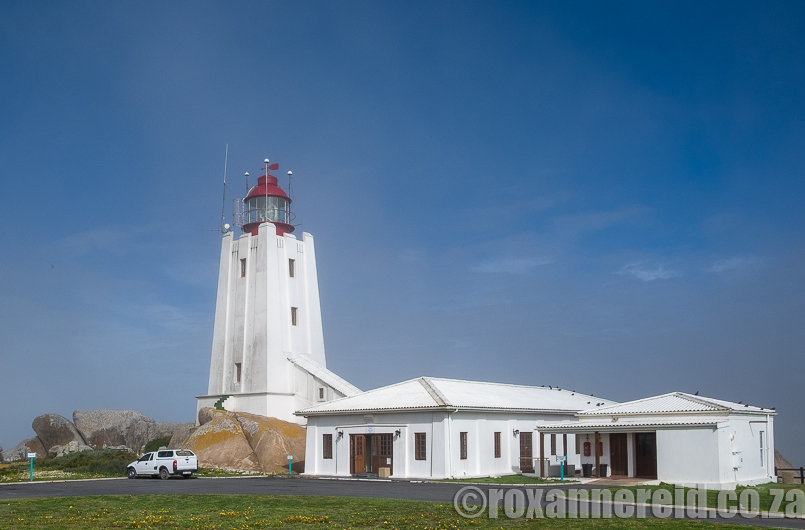 Cape Columbine lighthouse, Paternoster, West Coast