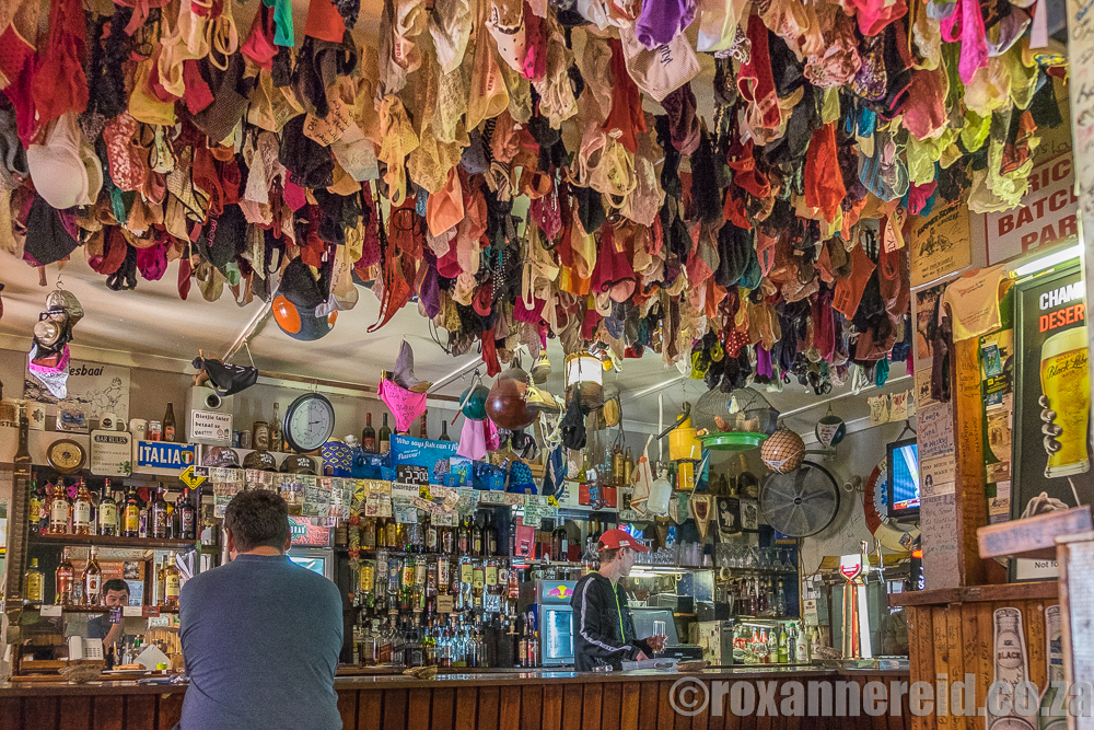 Panty Bar, Paternoster, West Coast