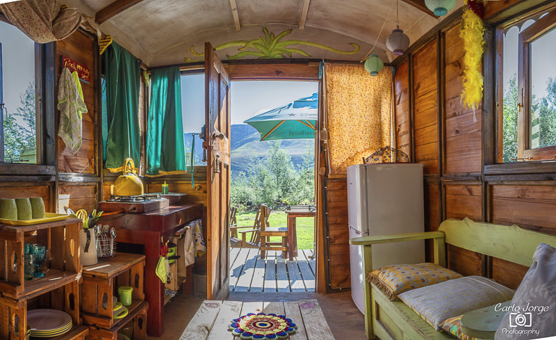 Umshanti self-catering accommodation near Swellendam
