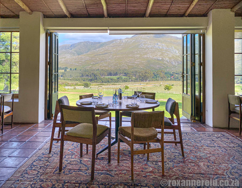 Stanford restaurants: The Manor House at Stanford Valley Guest Farm