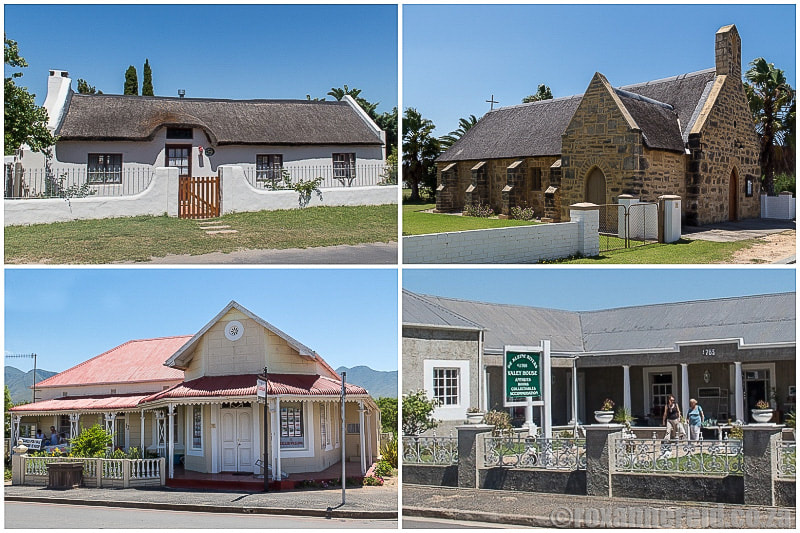Historical Stanford in the Overberg, South Africa