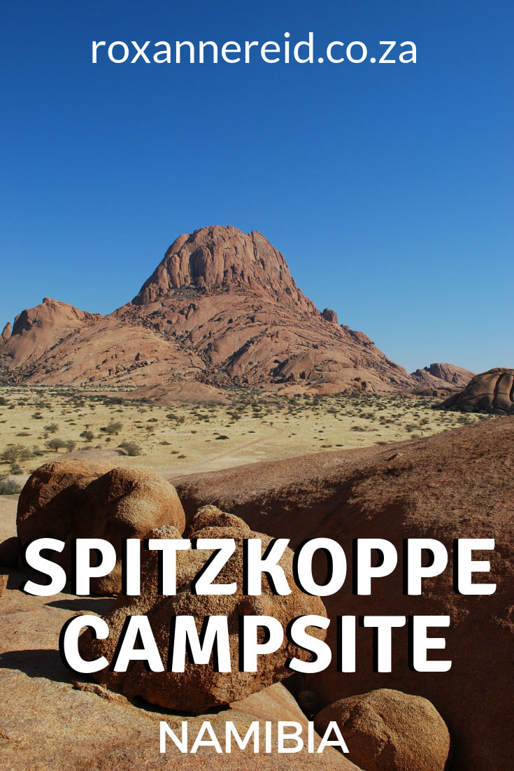 Find out all you need to know about Spitzkoppe campsite in the Namib Desert, Namibia. A community campsite, it's best known for its rock climbing, mountain hiking and rock arches and pools.  #Spitzkoppe #Namibia #SpitzkoppeCampsite