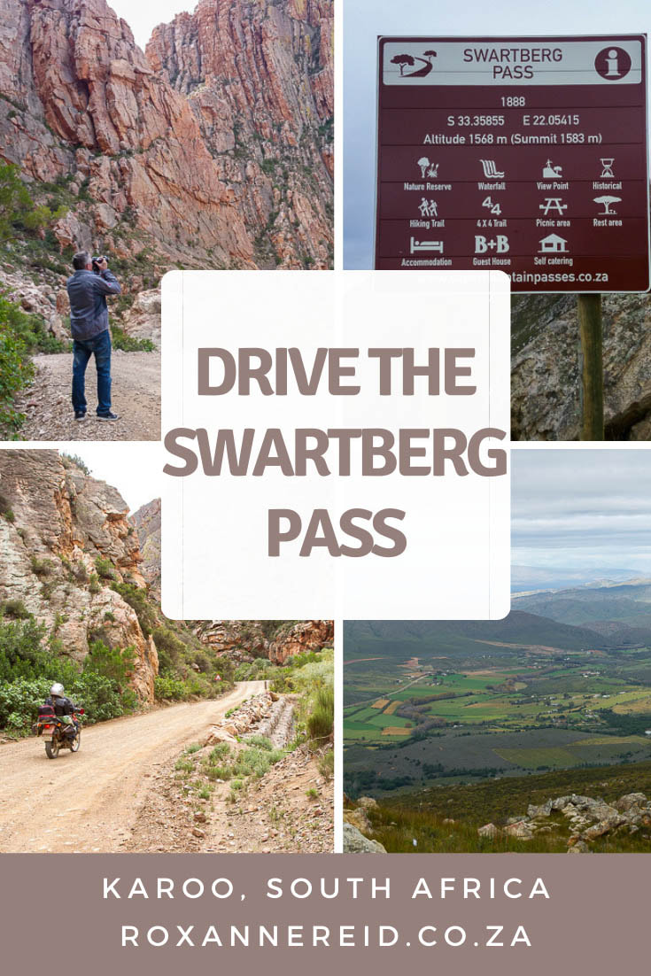 Why to drive the historic Swartberg Pass near Prince Albert in the Karoo #SouthAfrica #roadtrip