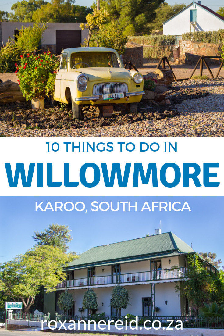 Discover things to do in Willowmore in the Karoo, South Africa. The town is the gateway to the Baviaanskloof World Heritage Site in the west, offering hiking, heritage, Anglo-Boer War history and Willowmore restaurants, Willowmore accommodation. #Willowmore #Karoo #Baviaanskloof